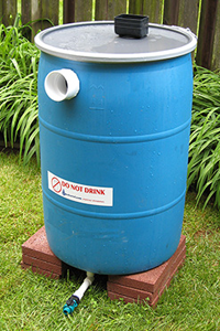 rain barrel image